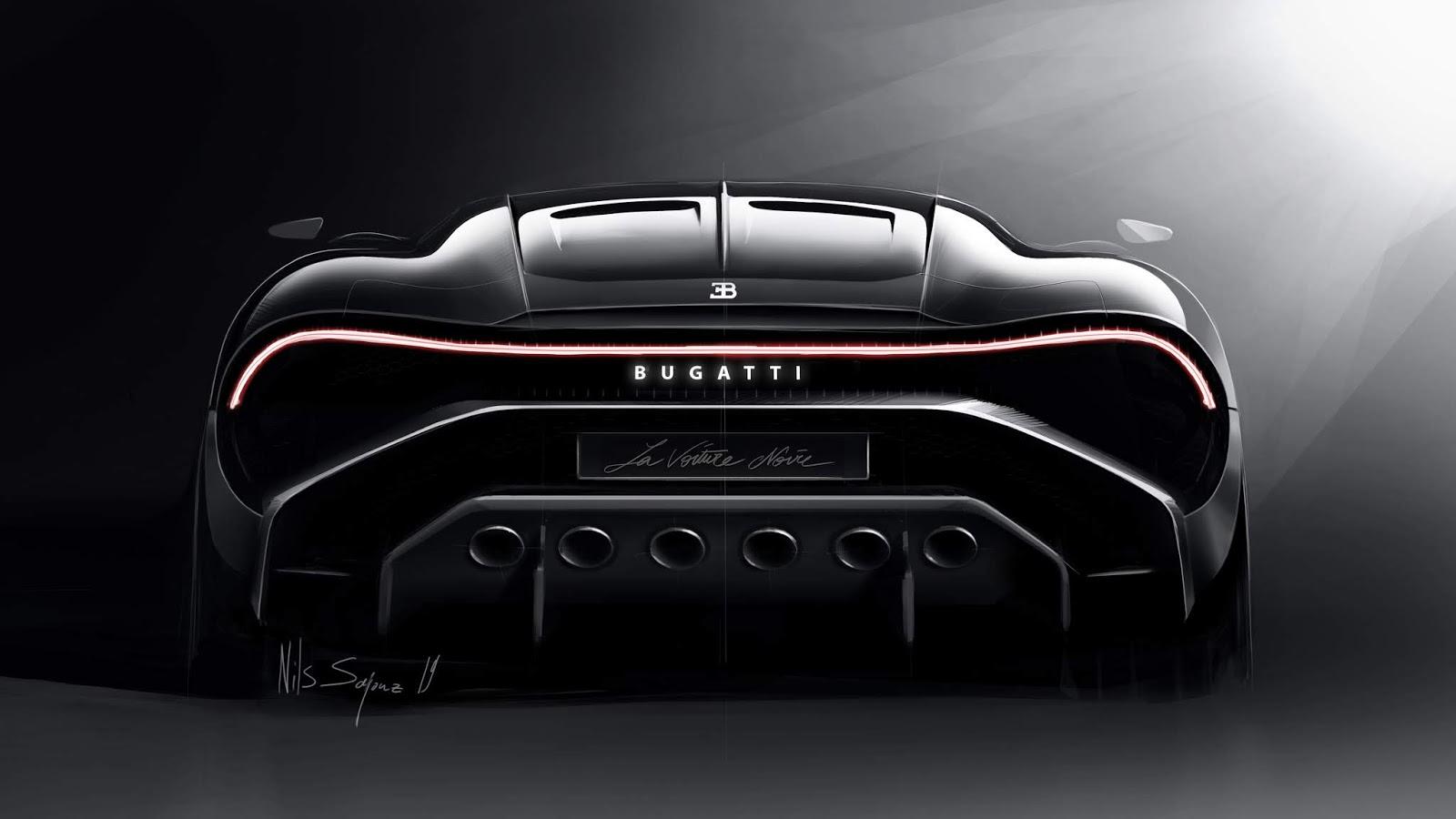 bugatti la voiture noire 2019 538932