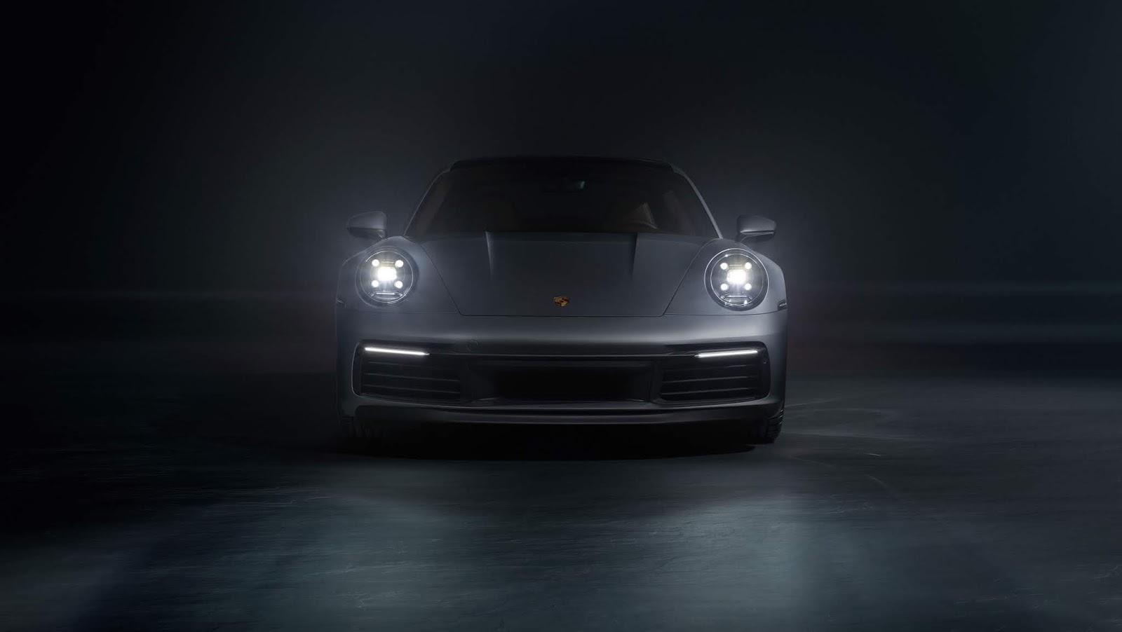 high 911 carrera s 992 2018 porsche ag2B252822529 Mercedes-AMG GT εναντίον Porsche 911 GTS