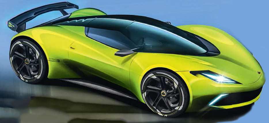 L2 Η Lotus, το νέο hypercar και το θρυλικό Omega Lotus, Opel, zblog