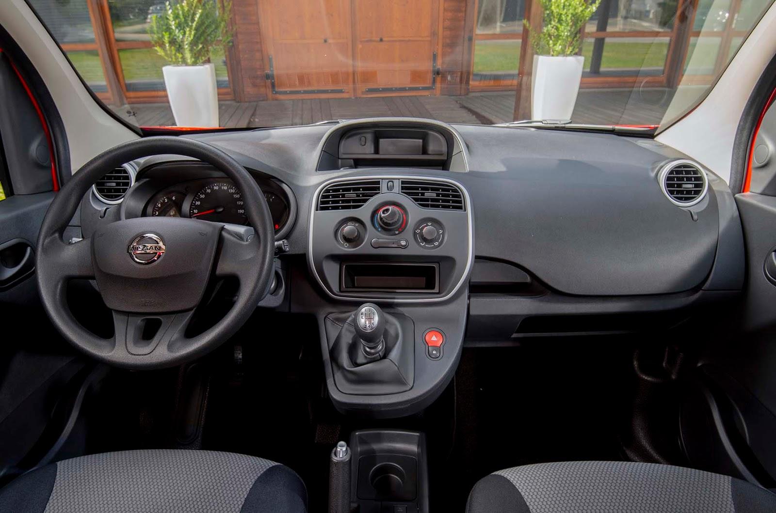 Nissan2BNV2502BL12BVan2B 2BRed2B 2BInterior2B1 Τον Σεπτέμβριο έρχεται το νέο Nissan NV250 Επαγγελματικά, καινούργιο, καινούρια, τιμες