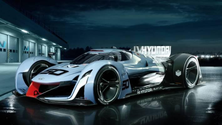 rimachyu Hyundai και Rimac φτιάχνουν κοινό supercar!