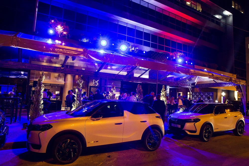 A51O2612 Opening party για το πρώτο DS Store στην Ελλάδα DS, ds 3, αγορά, αντιπροσωπείες, Όμιλος Συγγελίδη