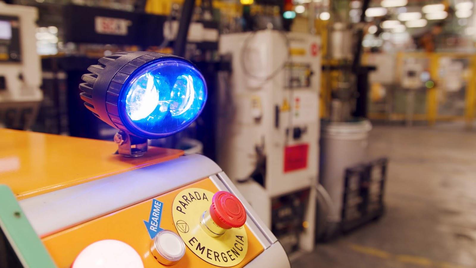 Ford SelfDrivingRobot 8 1 Η Ford έφτιαξε ένα ρομπότ για τις χαμαλοδουλειές του εργοστασίου της! Ford, video, videos, Εργοστάσιο, Τεχνολογία