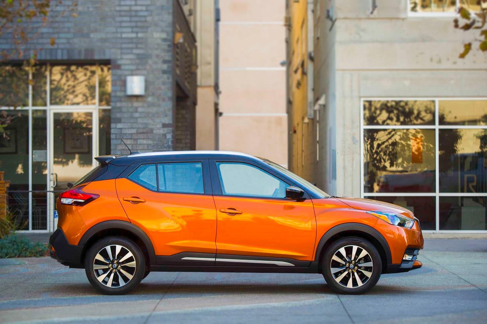 Nissan Kicks Πρωταθλητές οικονομίας 4 μοντέλα της Nissan Nissan, βραβείο, καινούργιο, καινούρια, καινούριο, κατανάλωση
