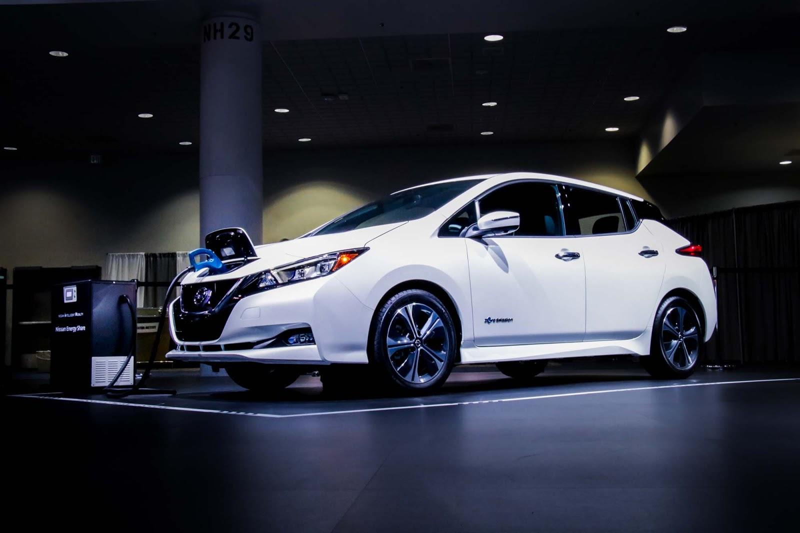 Nissan2BLEAF Πρωταθλητές οικονομίας 4 μοντέλα της Nissan Nissan, βραβείο, καινούργιο, καινούρια, καινούριο, κατανάλωση