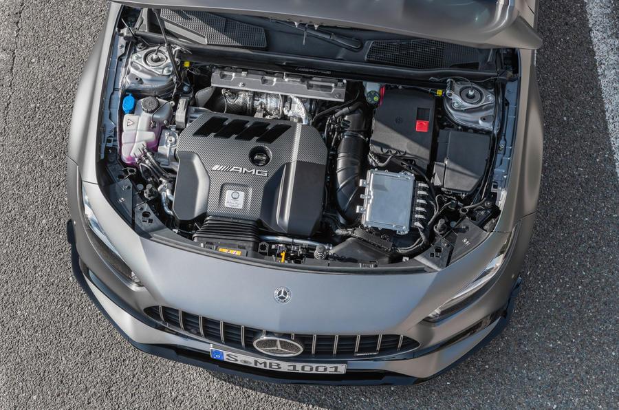 amg7 Η AMG A45 S είναι... παράνοια! Hot Hatch, Mercedes AMG, video, videos, zblog, βίντεο, καινούργιο, καινούρια, καινούριο, τεχνικά, ΦΩΤΟ, φωτογραφίες