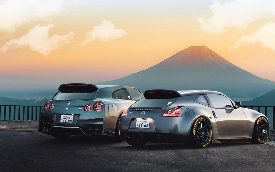 GTr2BSHOOTING2BBRAKE Πώς σου φαίνονται αυτά τα Nissan σε shooting brake;
