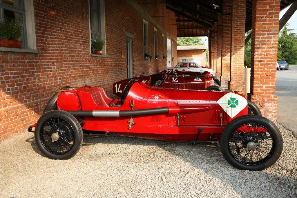 190910 QV S GR 002 Η άγνωστη ιστορία πίσω από το θρυλικό τριφύλλι της Alfa Romeo