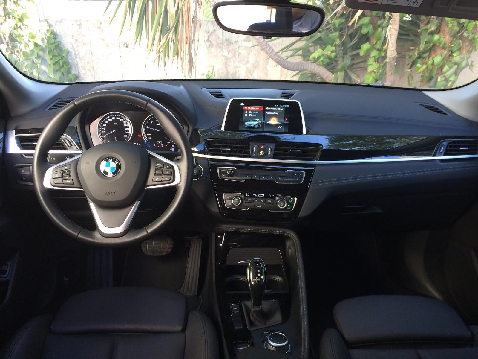 IMG 1757 Οδηγούμε τη BMW X2 sDrive 18i BMW, BMW X2, TEST, ΔΟΚΙΜΕΣ