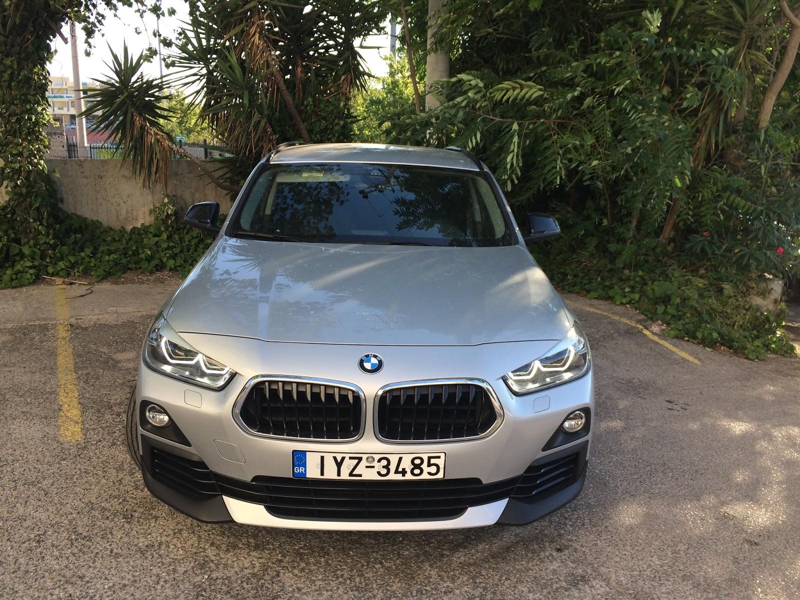 IMG 1784 Οδηγούμε τη BMW X2 sDrive 18i BMW, BMW X2, TEST, ΔΟΚΙΜΕΣ