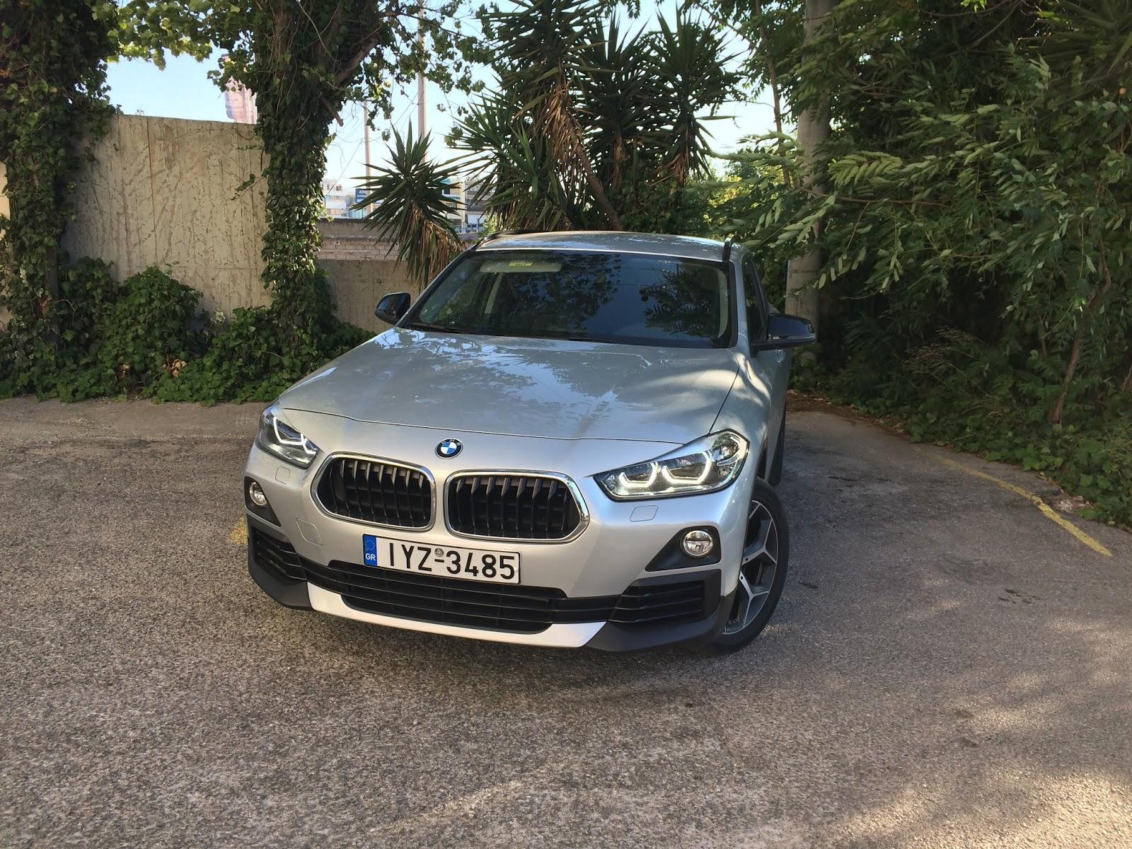 IMG 1786 Οδηγούμε τη BMW X2 sDrive 18i BMW, BMW X2, TEST, ΔΟΚΙΜΕΣ