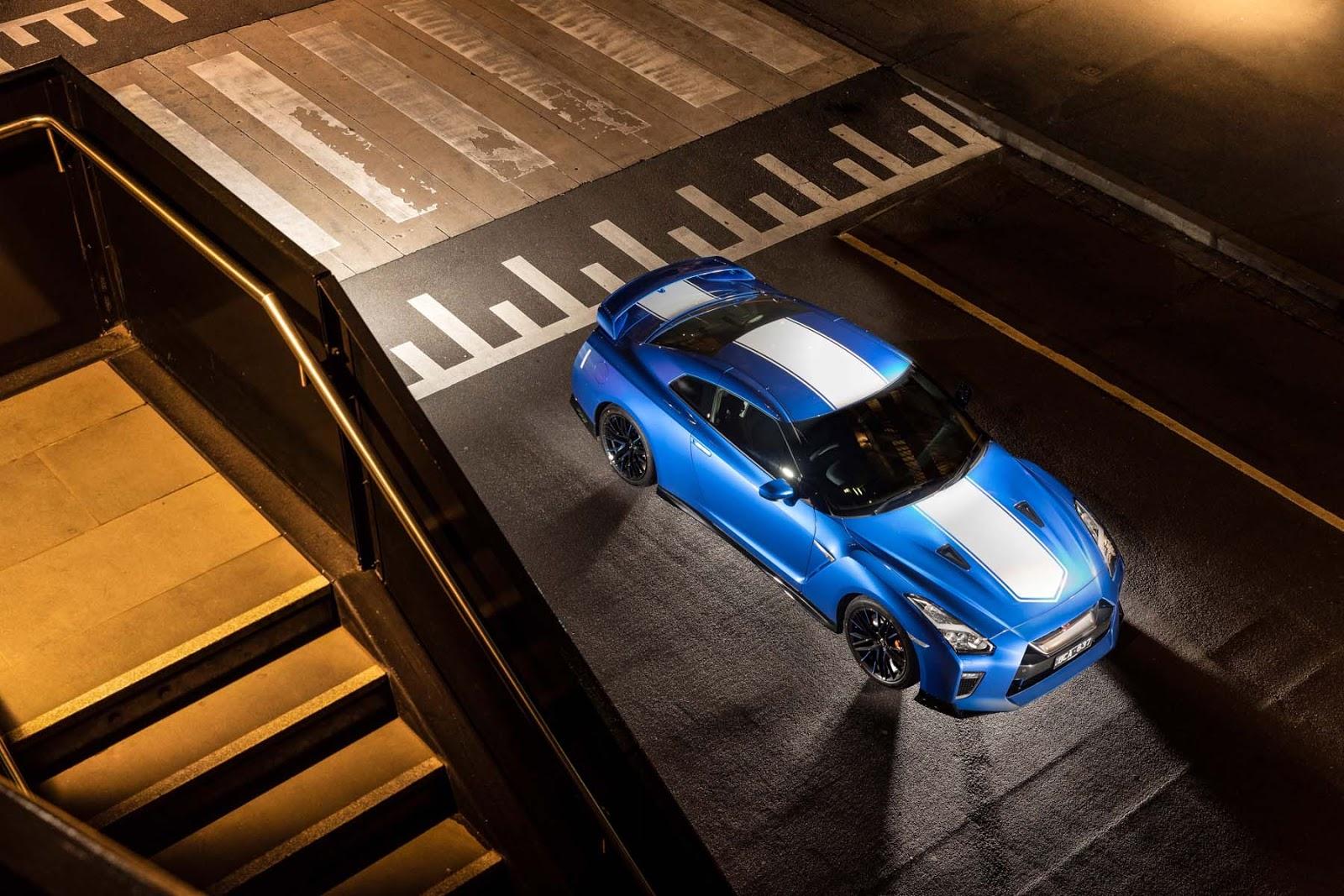 Nissan2BGT R2B50th2BAnniversary2B00005 Η Nissan Αυστραλίας έφτιαξε ένα special edition GT-R για τα 50 χρόνια του
