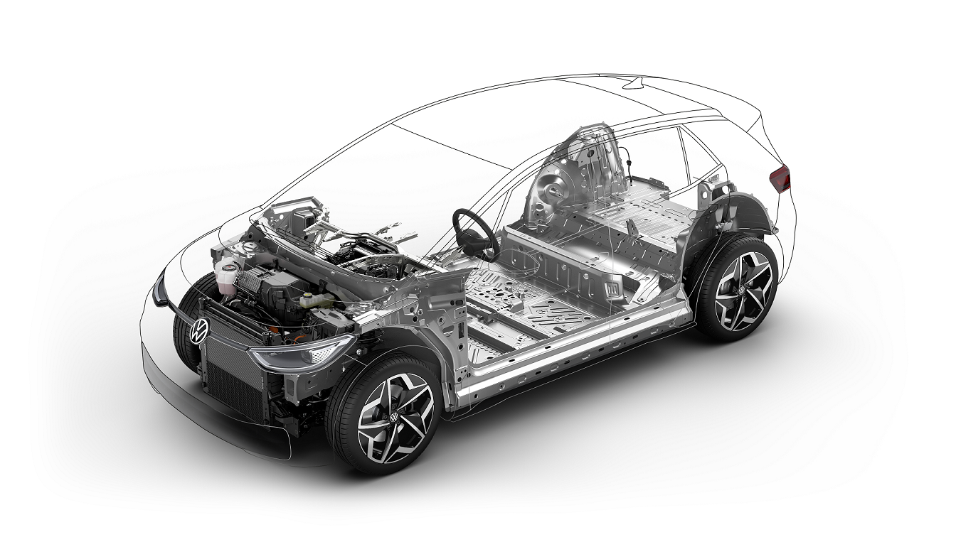 VOLKSWAGEN2BID.3 9 Γιατί το φθηνό ηλεκτρικό της Volkswagen αλλάζει την αυτοκίνηση Volkswagen, zblog, καινούργιο, καινούρια, καινούριο, Τεχνολογία, τιμες, ΦΩΤΟ, φωτογραφίες