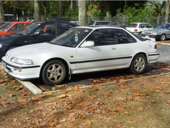 int2 Όταν γεννήθηκε ο θρύλος του Honda Integra Honda, iVtec, μοντέλα, τεχνικά