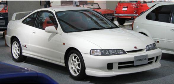 int4 Όταν γεννήθηκε ο θρύλος του Honda Integra Honda, iVtec, μοντέλα, τεχνικά
