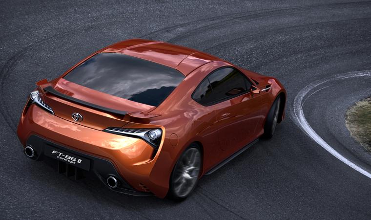 vasikh Το επόμενο GT86/BRZ θα είναι turbo!