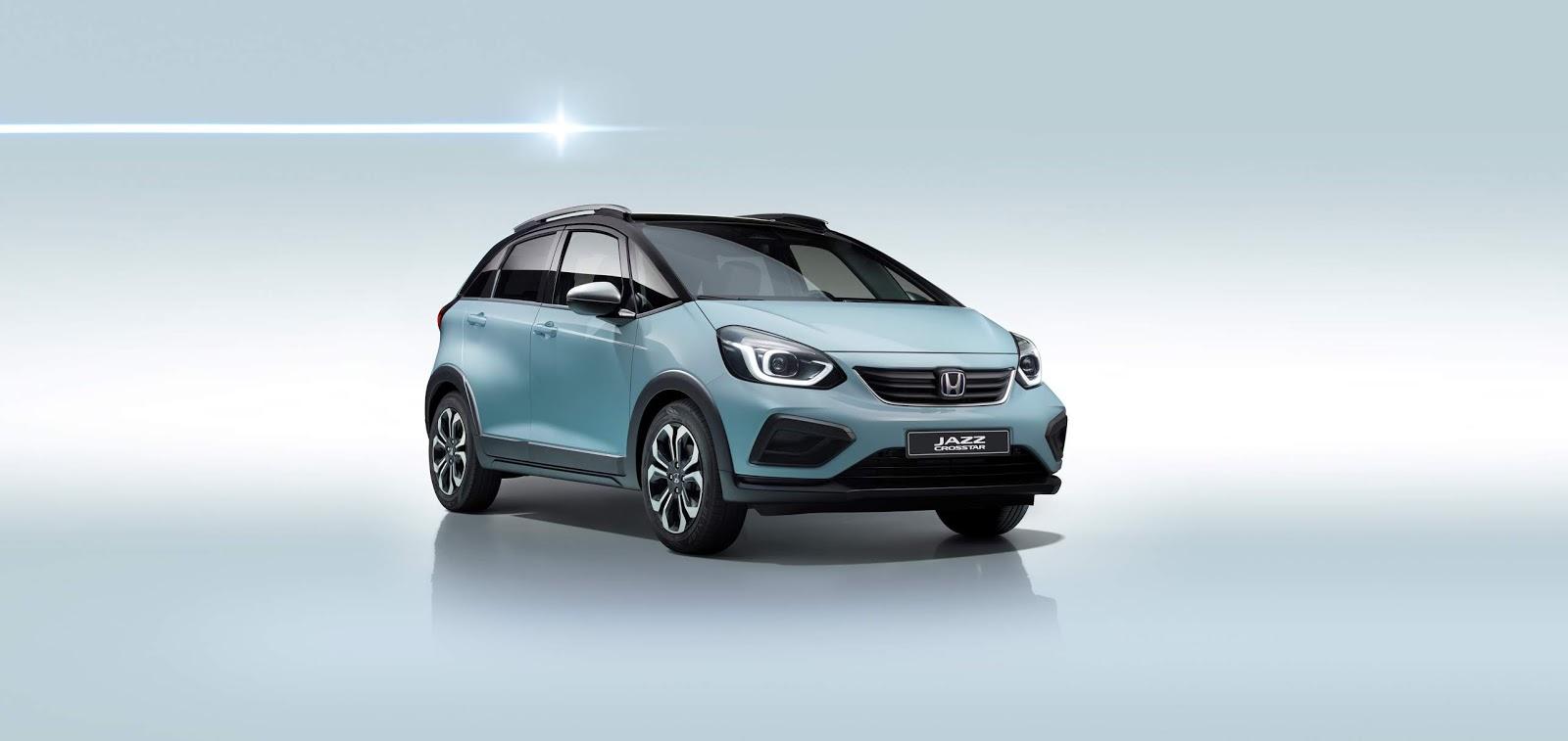 Το νέο Jazz οδηγεί το άνοιγμα της Honda στην ηλεκτροκίνηση Electric cars, Honda, Honda Jazz, καινούργιο, καινούρια