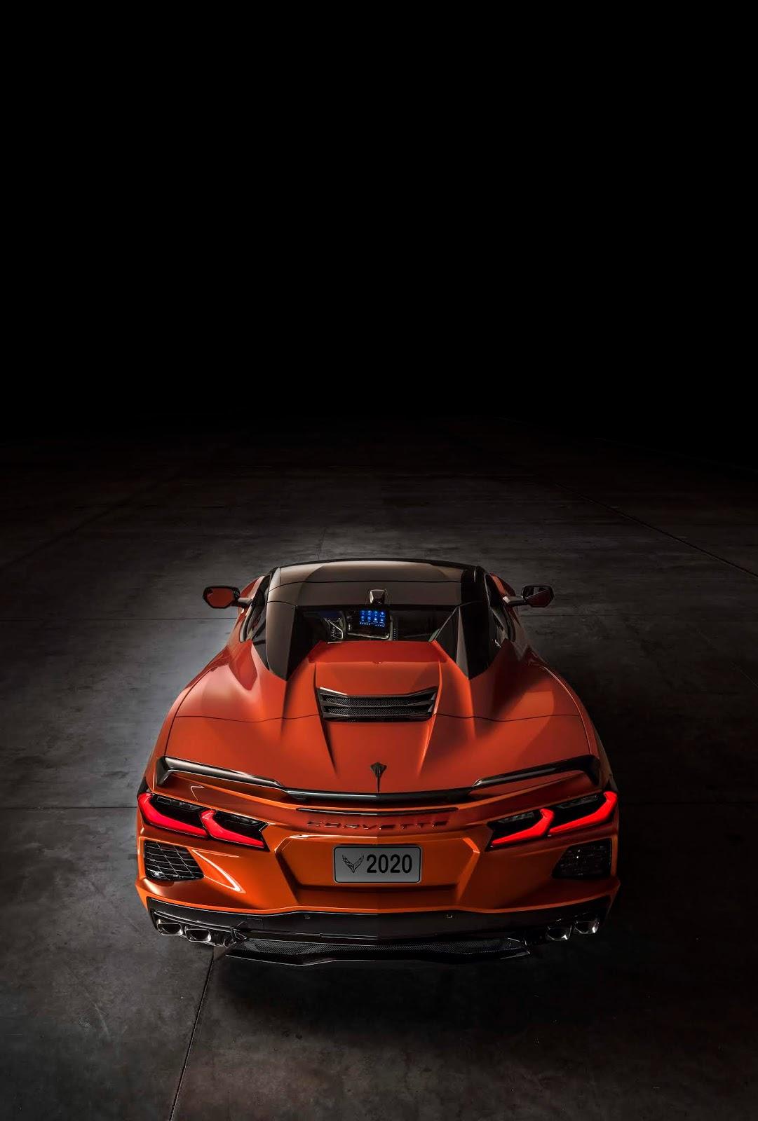 2020 Chevrolet Corvette Stingray Convertible 008 Γιατί η C8 Convertible είναι η καλύτερη Corvette ever C8, Chevrolet, Chevrolet Corvette, Corvette, zblog, ειδήσεις, καινούργιο, καινούρια, καινούριο
