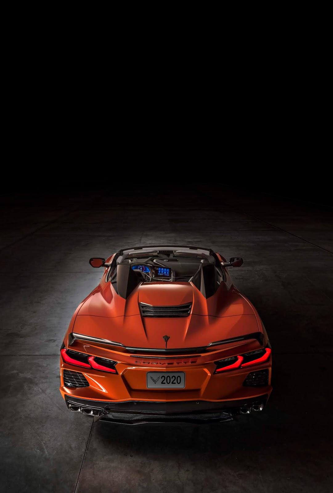 2020 Chevrolet Corvette Stingray Convertible 013 Γιατί η C8 Convertible είναι η καλύτερη Corvette ever C8, Chevrolet, Chevrolet Corvette, Corvette, zblog, ειδήσεις, καινούργιο, καινούρια, καινούριο