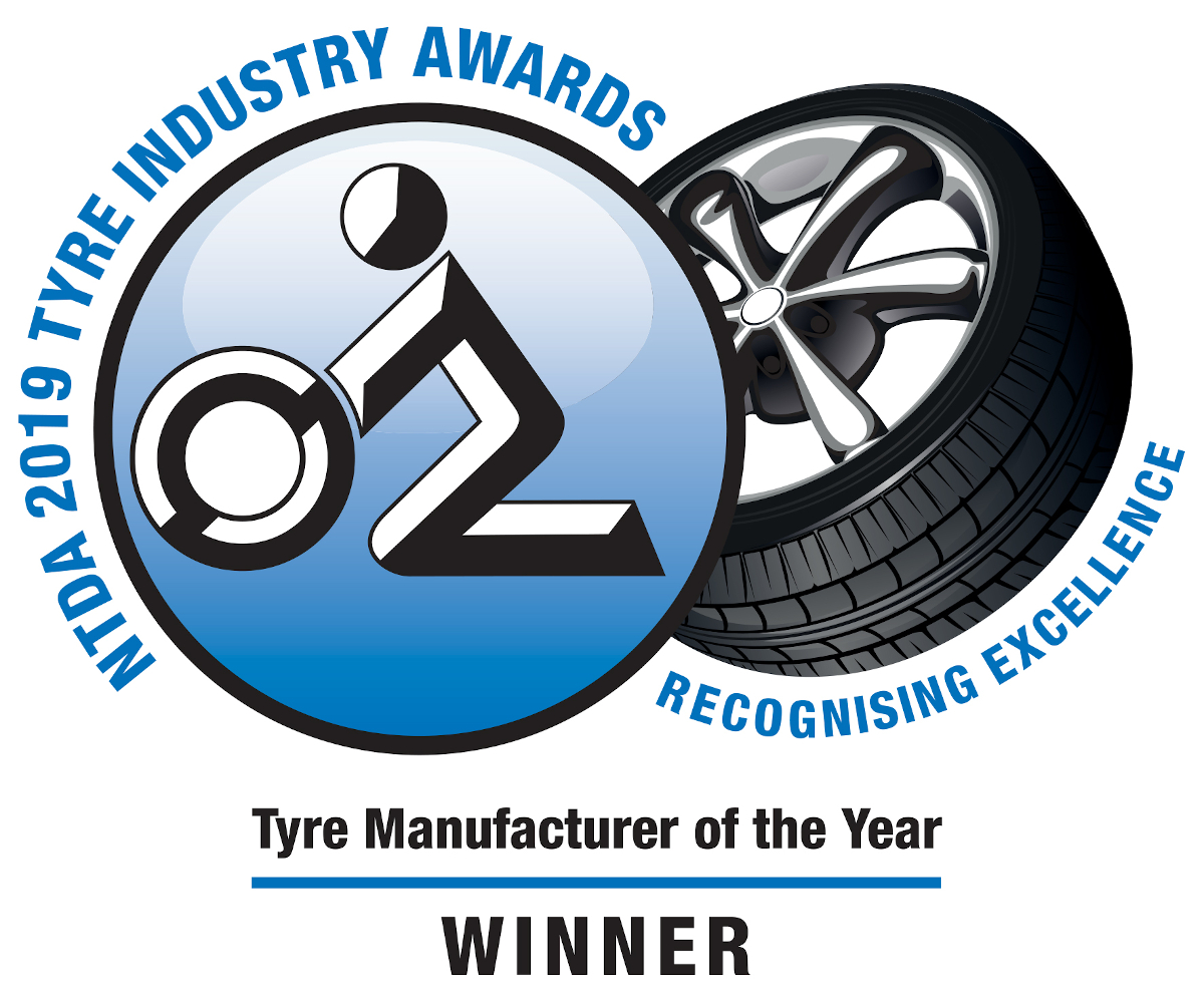 TIA Logo Tyre Manufacture Winner Outline