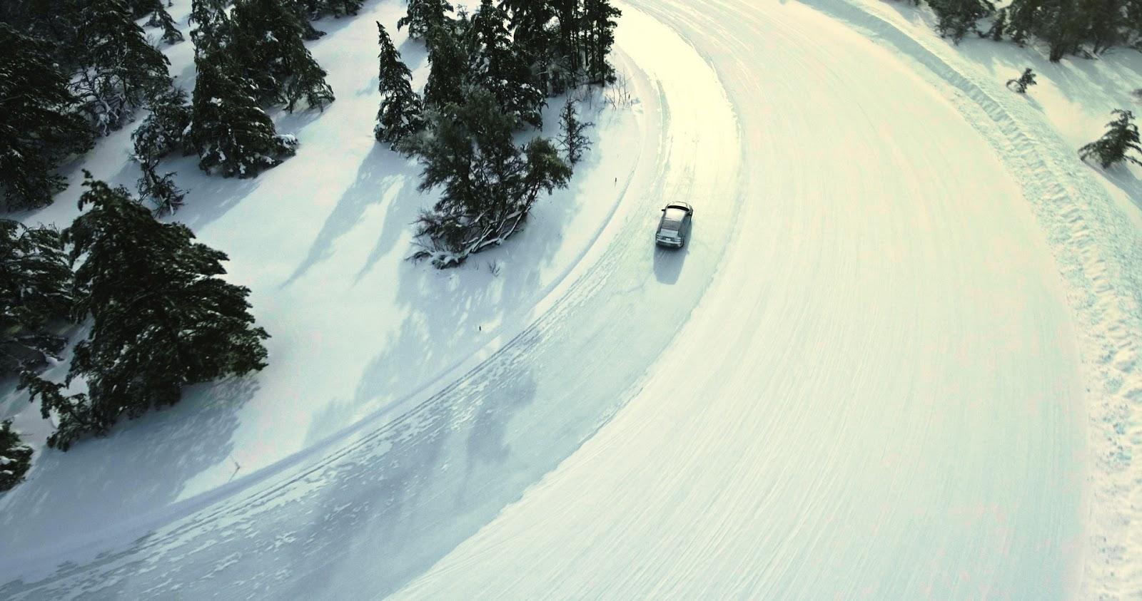 Winter2Btesting2BFord2BEV 01 Δες το ηλεκτρικό SUV της Ford να ντριφτάρει στον πάγο! Electric cars, Ford, video, videos