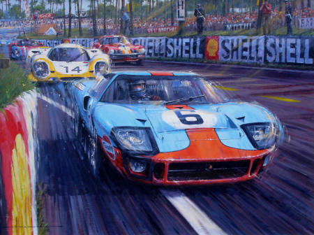 l1 1 Η μέρα που ο Jacky Ickx άλλαξε για πάντα το Le Mans Ford, Ford GT, Ford GT 40, LE MANS, videos, zblog, αγωνες, ΦΩΤΟ, φωτογραφίες