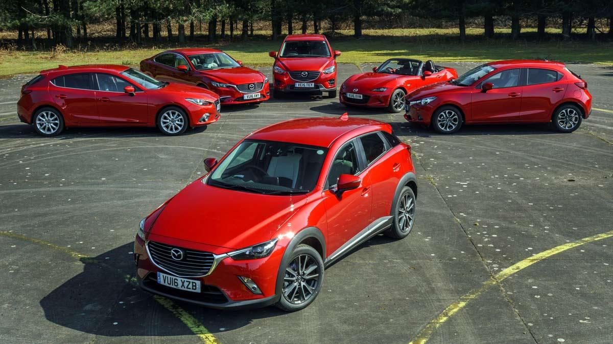 mazda Άκουσε μας να μιλάμε για Mazda στην εκπομπή Autoclub, στην ΕΡΤ