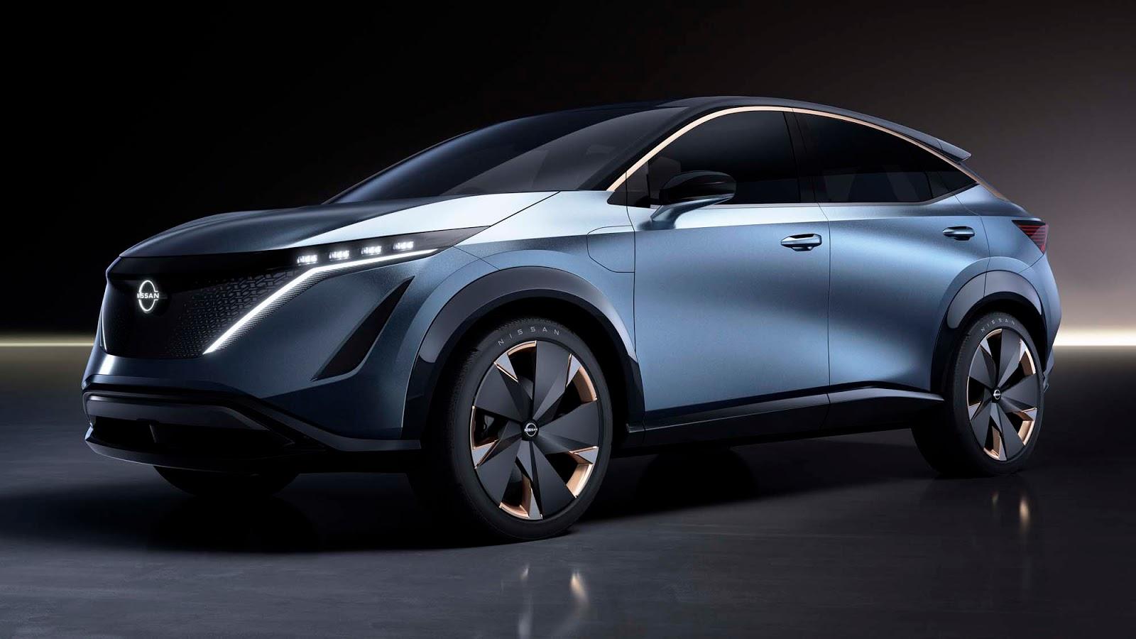 Nissan2BARIYA2BConcept 05 Με αυτό το μοντέλο η Nissan μας δείχνει το μέλλον της Electric cars, Nissan, Έκθεση, ιαπωνικά