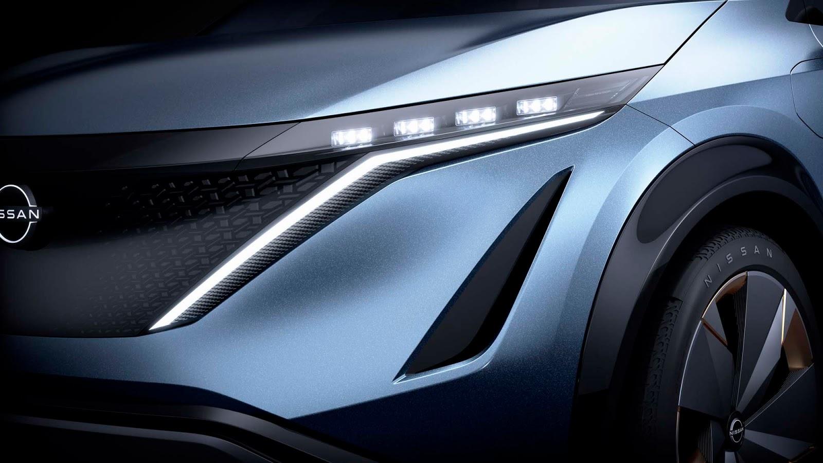 Nissan2BARIYA2BConcept 10 Με αυτό το μοντέλο η Nissan μας δείχνει το μέλλον της Electric cars, Nissan, Έκθεση, ιαπωνικά