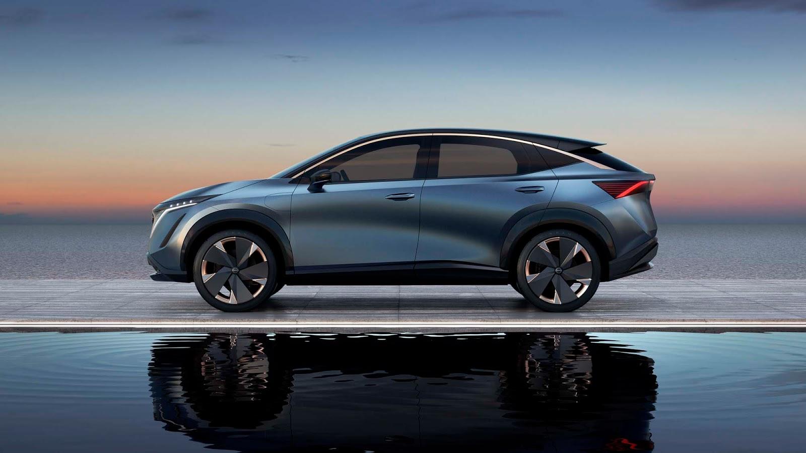 Nissan2BARIYA2BConcept 172B252812529 Με αυτό το μοντέλο η Nissan μας δείχνει το μέλλον της Electric cars, Nissan, Έκθεση, ιαπωνικά