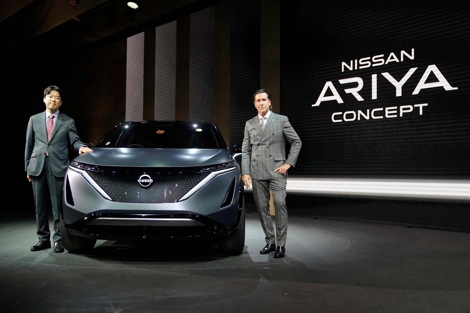 Press2BCOnference2BCam2B3 Με αυτό το μοντέλο η Nissan μας δείχνει το μέλλον της Electric cars, Nissan, Έκθεση, ιαπωνικά