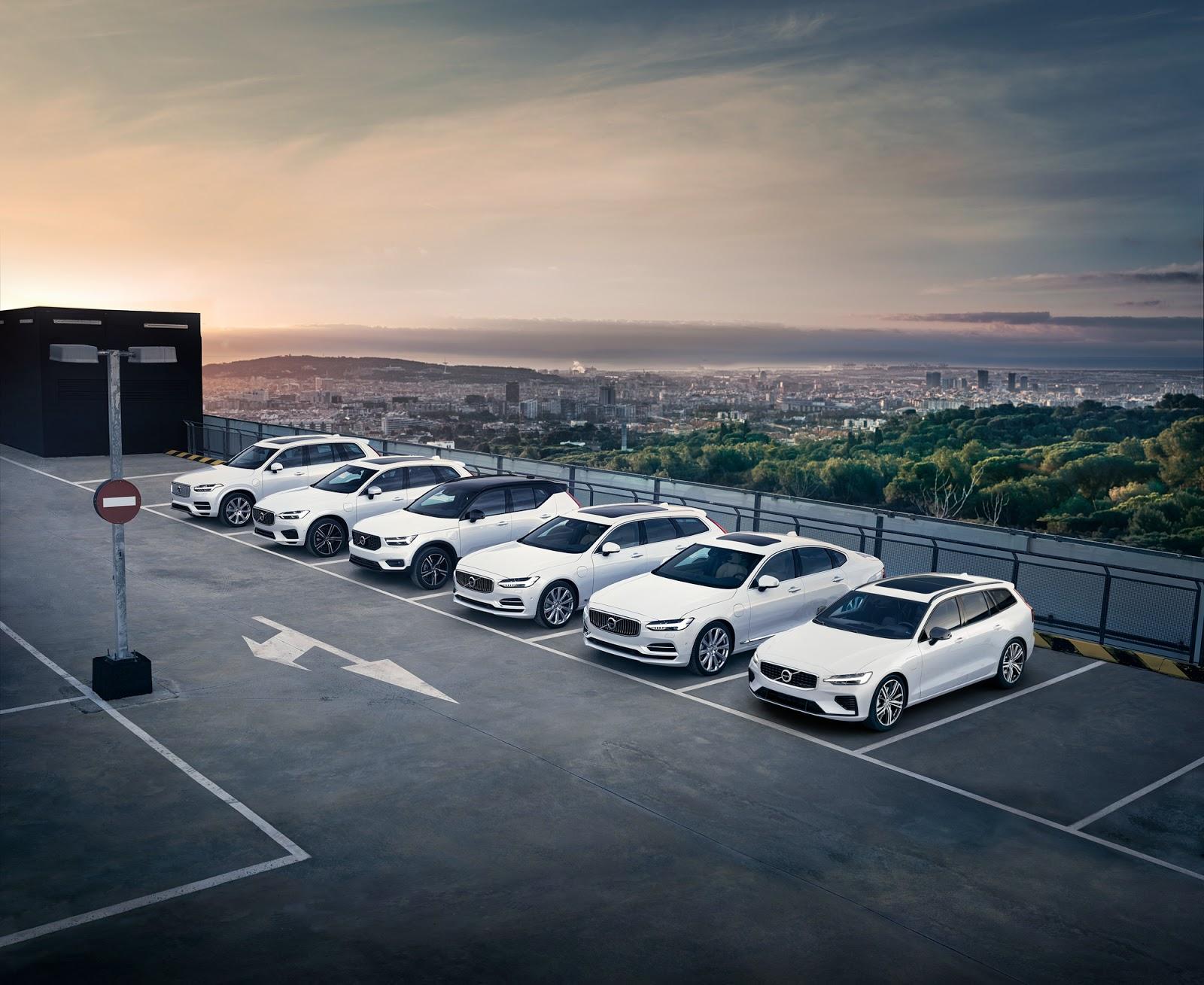 Hybrid2BRange H Volvo επιδοτεί όλα τα υβριδικά της μοντέλα! Electric cars, Volvo, zblog, προσφορές