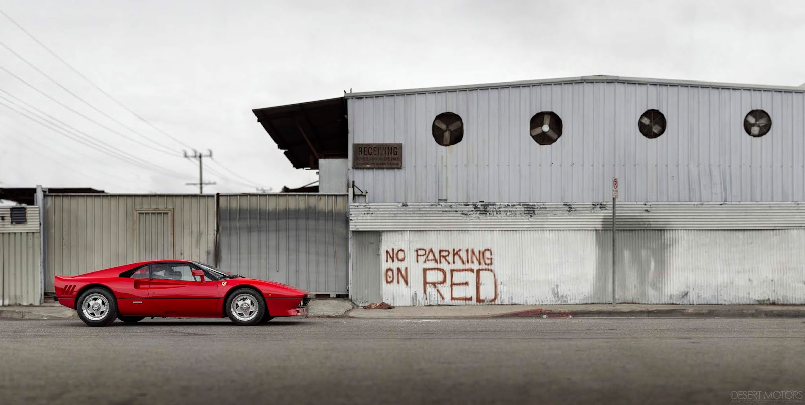 24446596773 fb290f6034 o 288 GTO. Η αρχή της Big 5 του Maranello 288, 288 GTO, Ferrari, GTO, retrocar, retrocar sunday, turbo, twin-turbo, V8, zblog