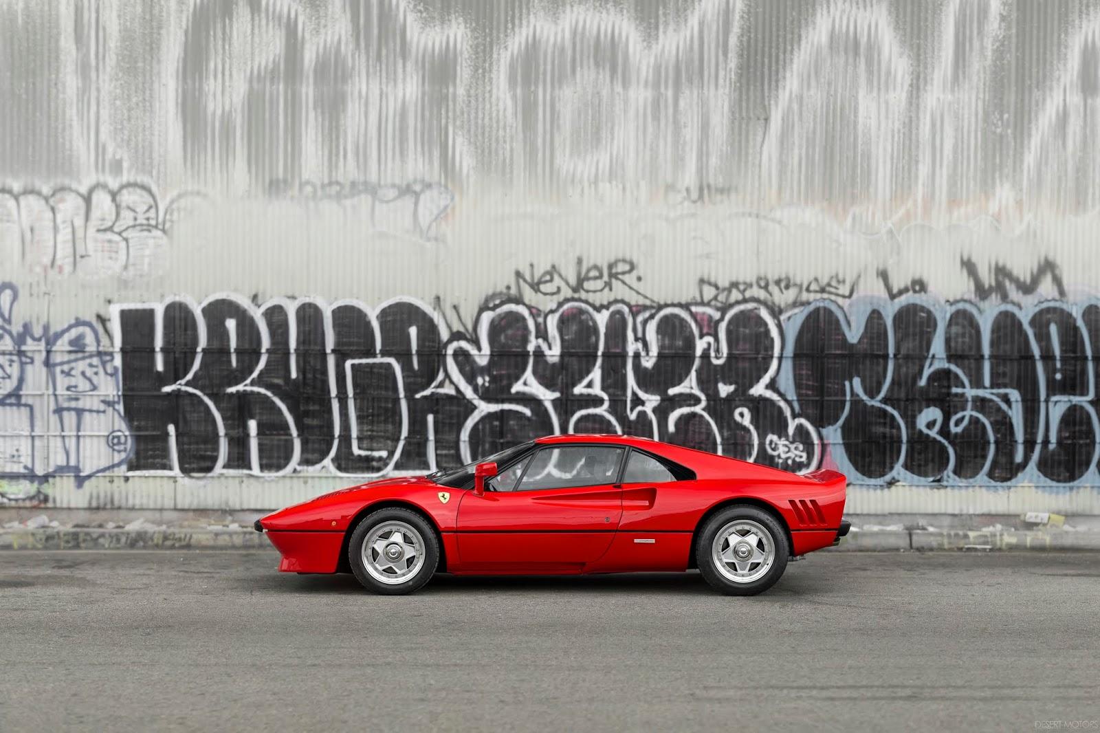 31030800091 e3f479e8fa o 288 GTO. Η αρχή της Big 5 του Maranello 288, 288 GTO, Ferrari, GTO, retrocar, retrocar sunday, turbo, twin-turbo, V8, zblog