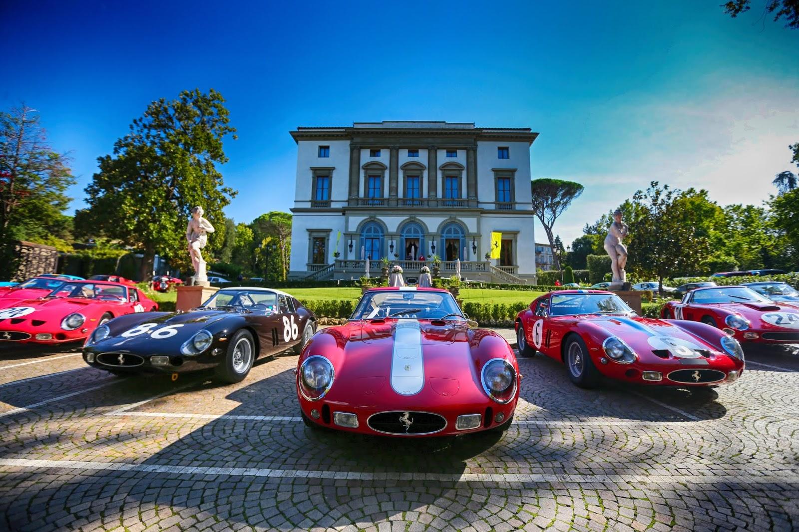 170873 gto cavalcade Το road rally των 250 GTO 250, Ferrari, Ferrari 250 GTO, GTO, zblog