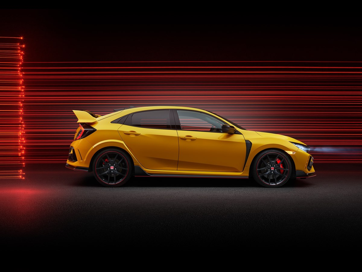 200831 Civic Type R Limited Edition