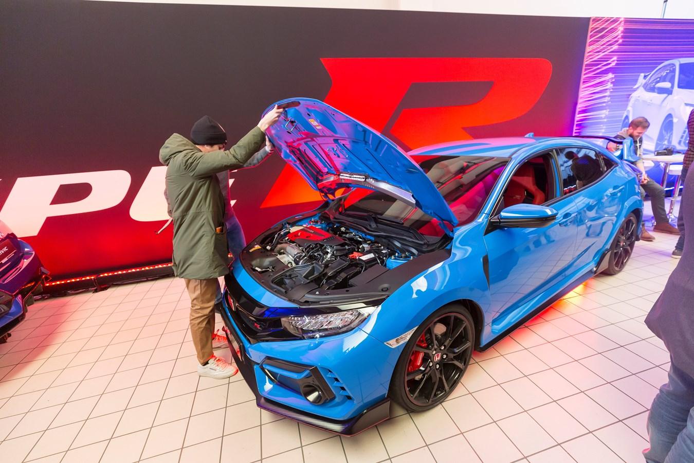 201356 Civic Type R JAS Motorsports 2020