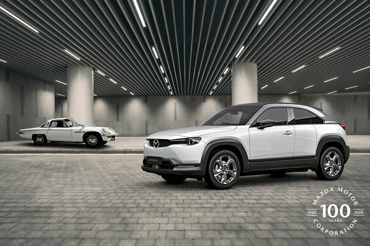 20200130 100 years mazda 100 χρόνια Mazda