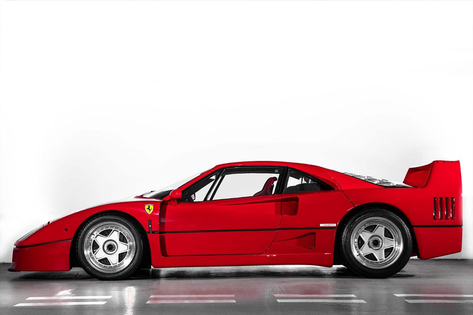 MK5 4842 F40. O μύθος, ο θρύλος F40, Ferrari, Ferrari F40, retrocar, retrocar sunday, zblog