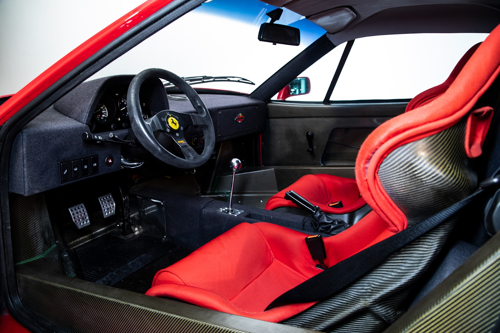 MK5 4934 F40. O μύθος, ο θρύλος F40, Ferrari, Ferrari F40, retrocar, retrocar sunday, zblog