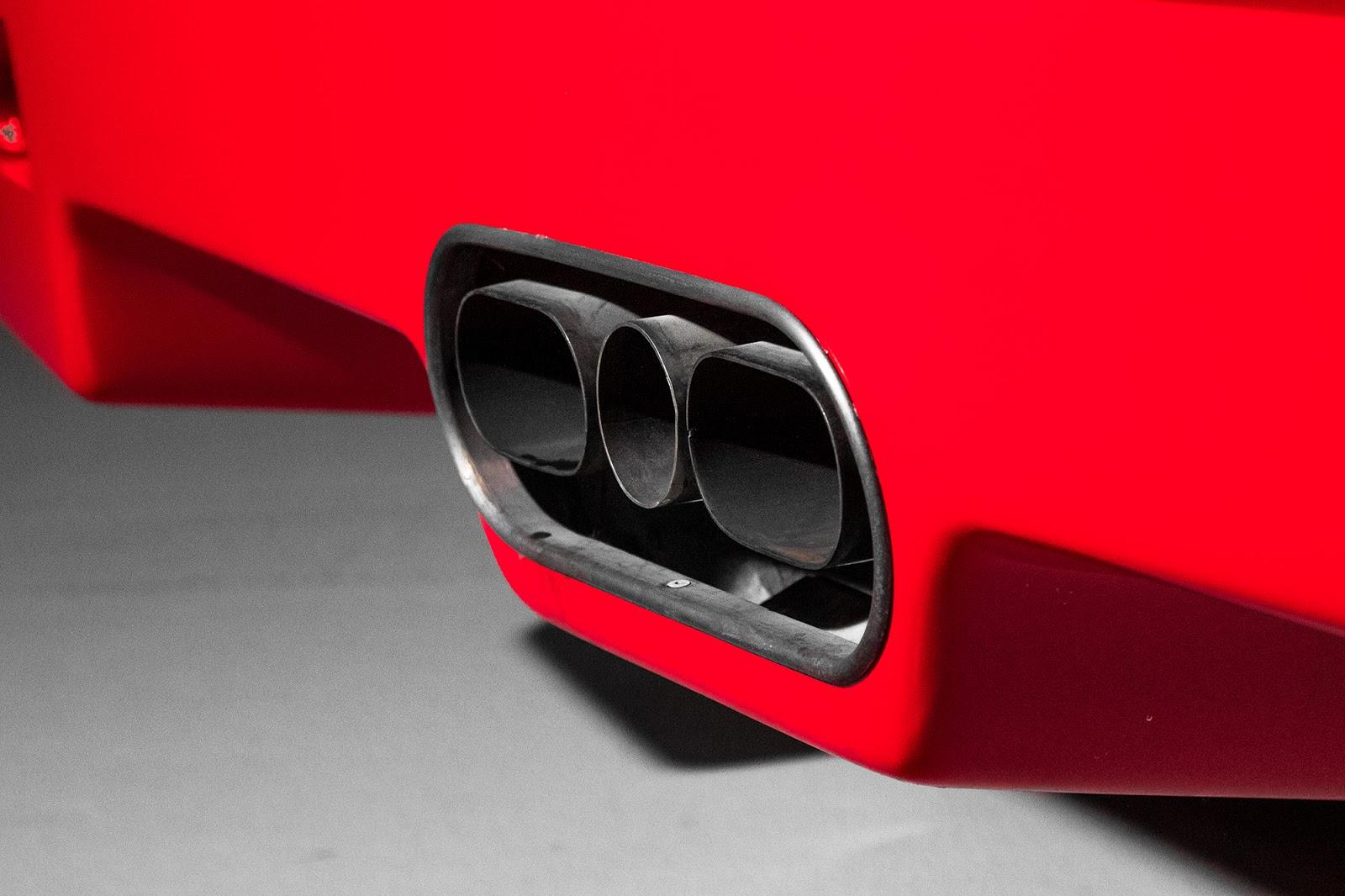 MK5 5080 F40. O μύθος, ο θρύλος F40, Ferrari, Ferrari F40, retrocar, retrocar sunday, zblog