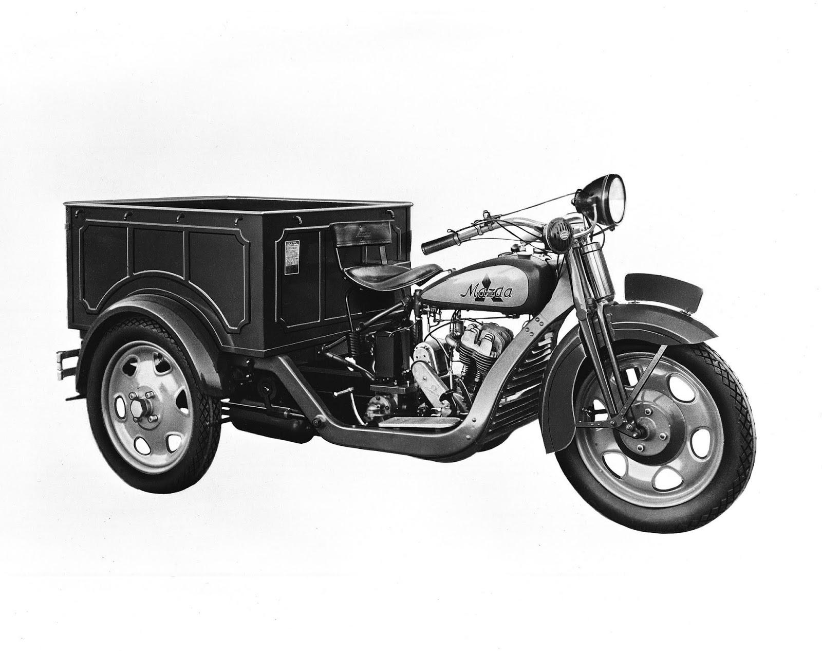 Mazda Go 1931 hires