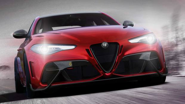 gtam3 H Giulia GTAm είναι ένα street legal αγωνιστικό! Alfa, alfa romeo, Alfa Romeo Giulia, Alfa Romeo Giulia GTA, Alfa Romeo Giulia QV, zblog