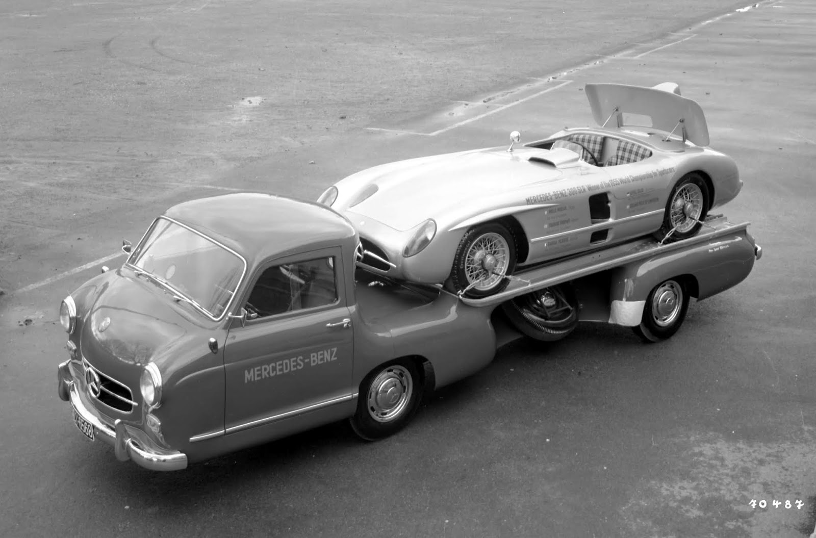 70487 Ποια είναι η θρυλική 300 SLR 300 SLR, Benz, Mercedes, Mercedes Benz, retrocar, retrocar sunday, vintage, zblog