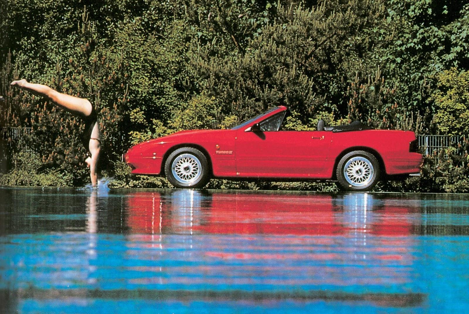 Mazda RX 7 Generation 2 1989 Mazda RX-7. Επαναπροσδιορίζοντας την οδηγική απόλαυση μέσω του περιστροφικού κινητήρα Mazda, Mazda RX-7, Rotary, RX7, Wankel, zblog