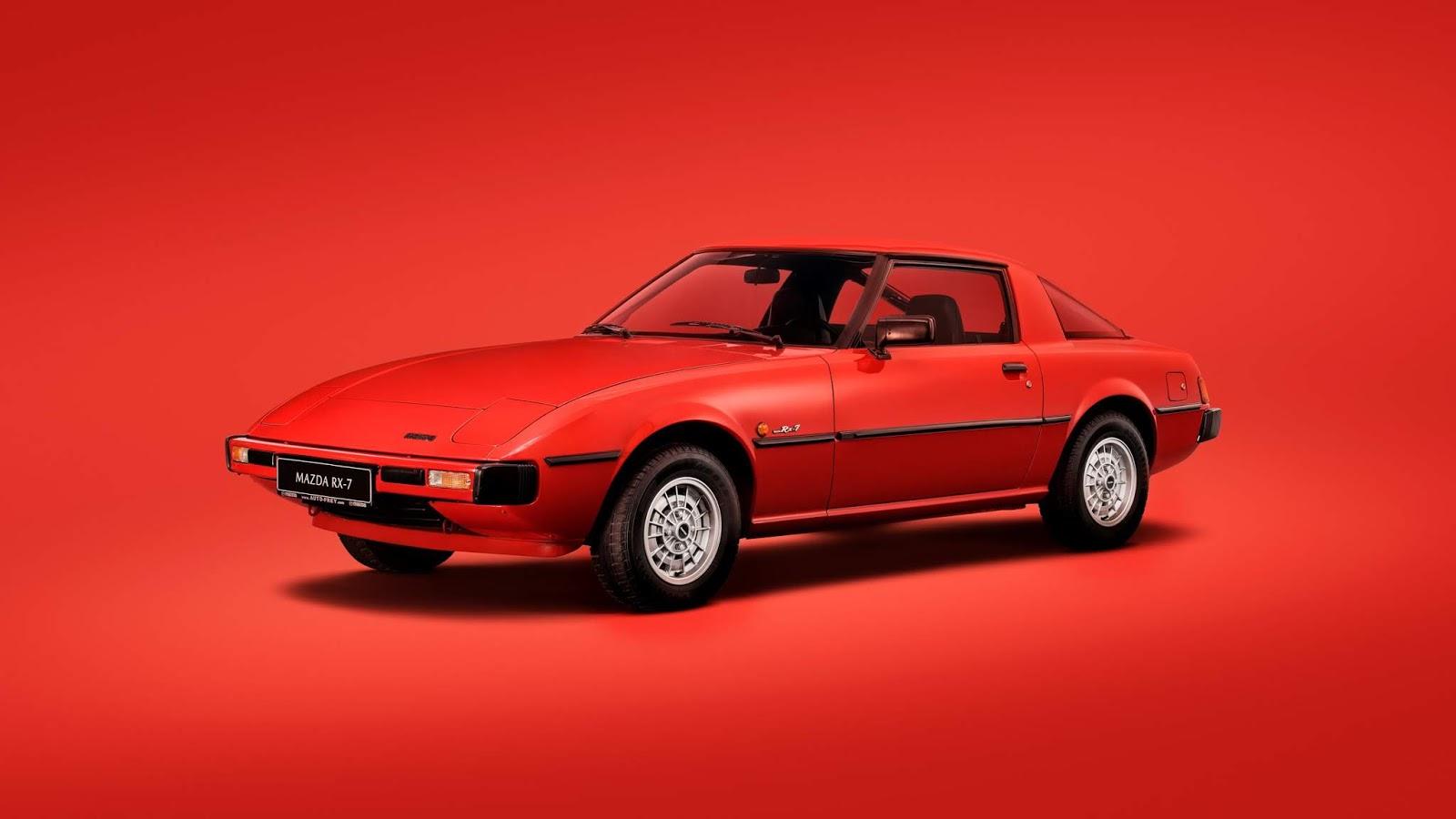 RX 7 0012B252812529 Mazda RX-7. Επαναπροσδιορίζοντας την οδηγική απόλαυση μέσω του περιστροφικού κινητήρα Mazda, Mazda RX-7, Rotary, RX7, Wankel, zblog