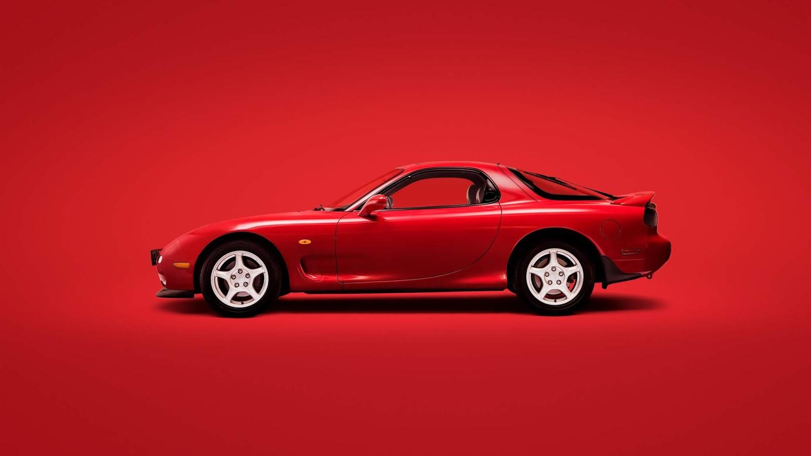 RX 7 FD 002 Mazda RX-7. Επαναπροσδιορίζοντας την οδηγική απόλαυση μέσω του περιστροφικού κινητήρα