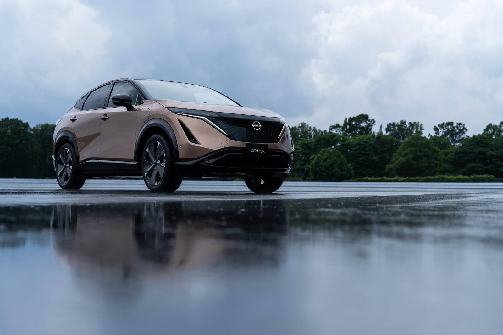 200715 01 001 Ariya : 'Ενα νέο κεφάλαιο στην ιστορία της Nissan