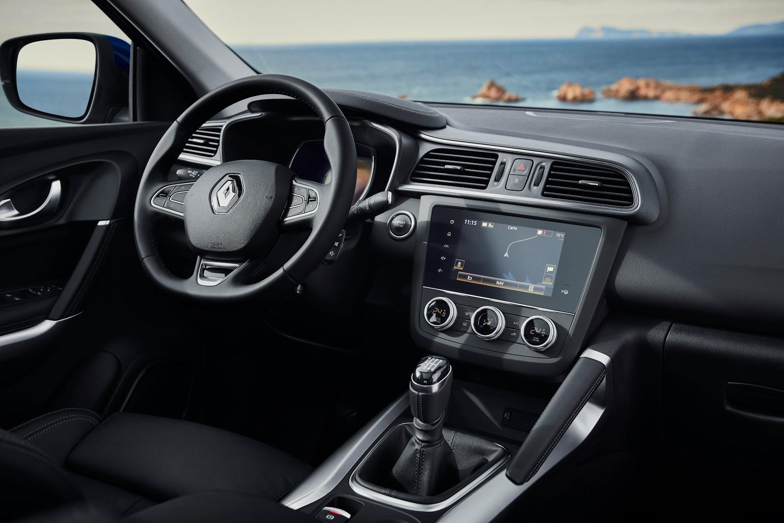 2018 NEW2BRENAULT2BKADJAR 080 Renault KADJAR 1.5 Blue dCi 115hp Sport Edition, μόνο με 21.760€