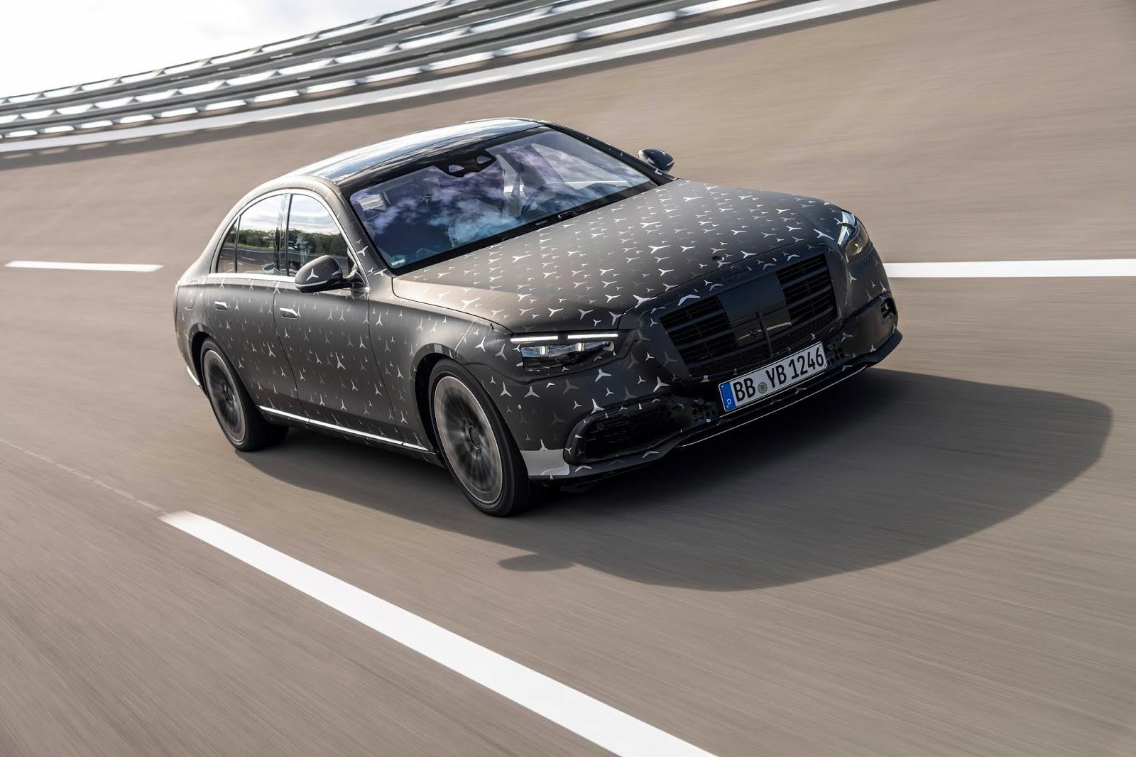 2020 07 13 Image 20C0377 015 Οι τεχνολογίες της νέας Mercedes-Benz S-Class